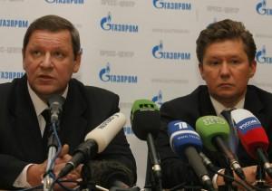 Сергей Сидорский и Алексей Миллер