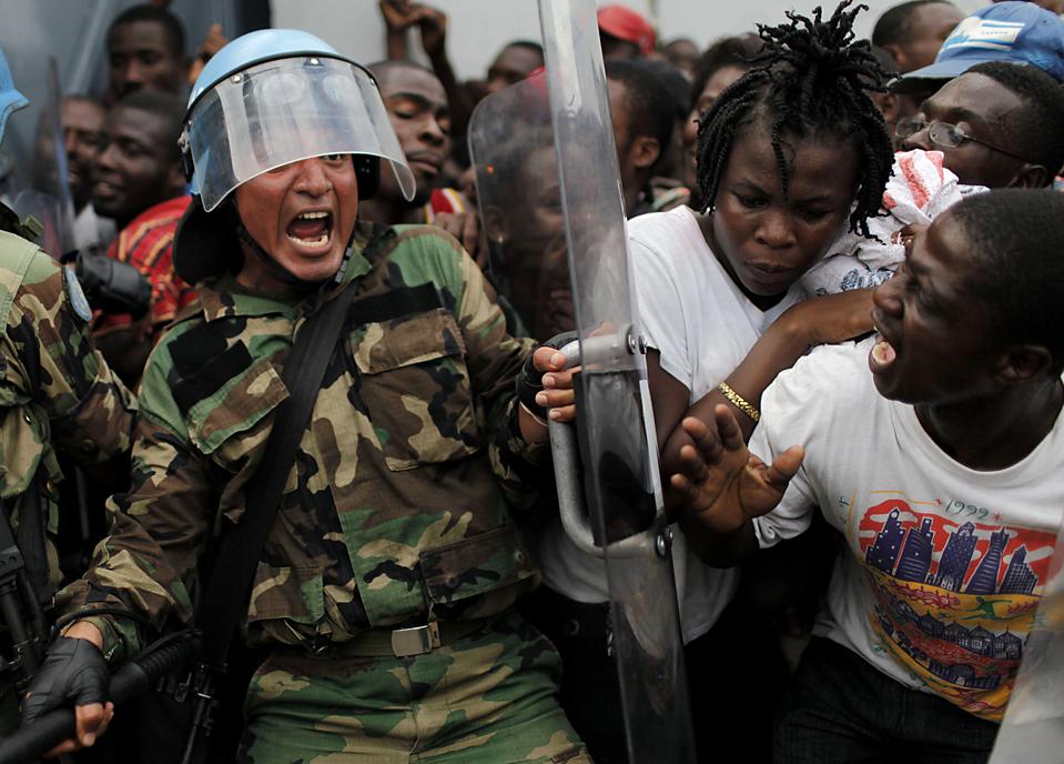 20.01.10 Гаити, Порт-о-Пренс