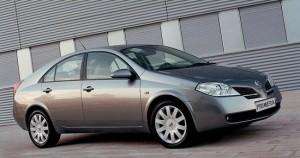 Nissan Primera. План: 24 000 в год. Продано: 47 000 авто за 5 лет