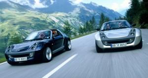 Smart Roadster/smart Coupe. План: 7000 в год. Продано: 7449 авто за 3 года