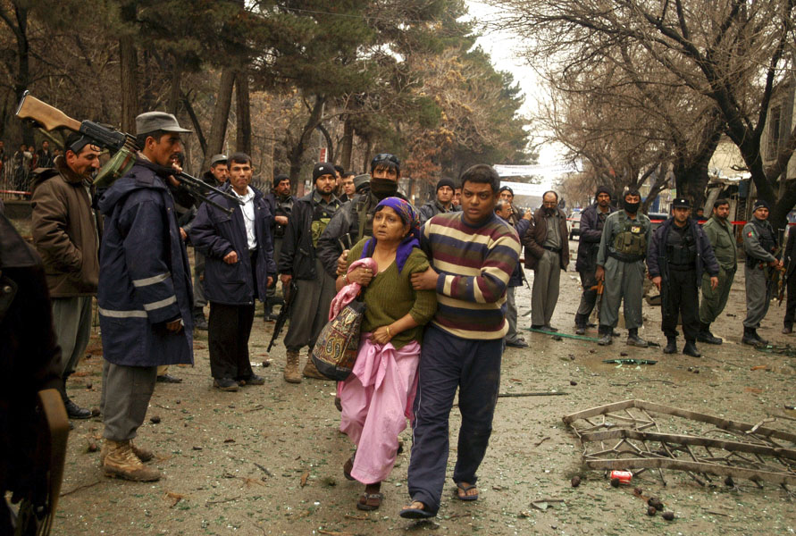 26.02.2010 Афганистан, Кабул