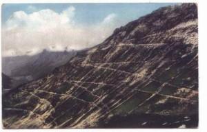 Российско-грузинская горная военная дорога