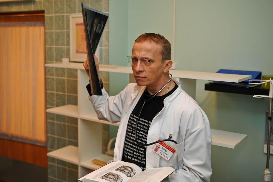 Андрей Евгеньевич Быков (Иван Охлобыстин)