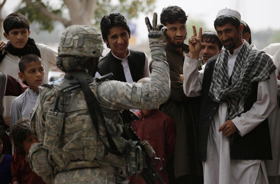 23.03.2010 Афганистан, провинция Нангархар