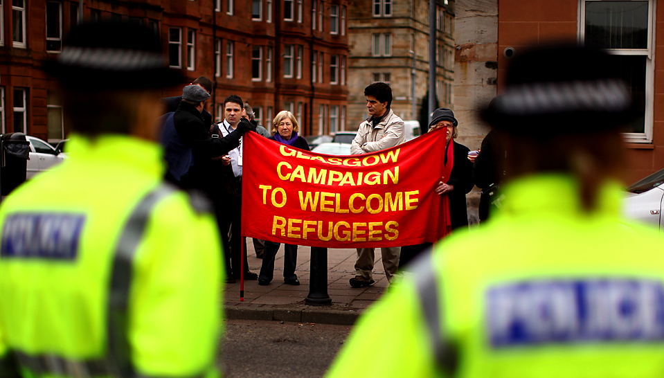 10.03.2010 Великобритания, Глазго