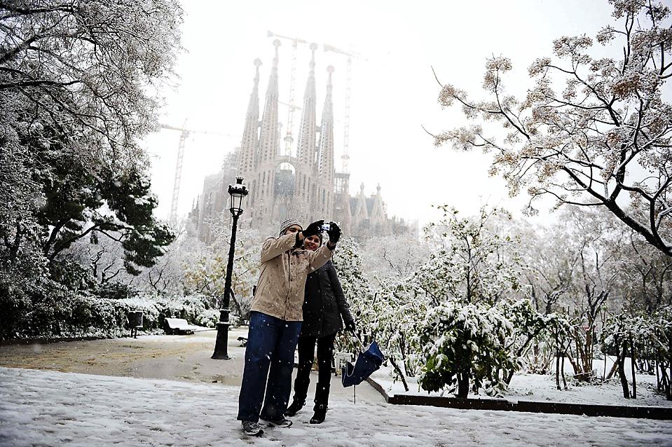 10.03.2010 Испания, Барселона
