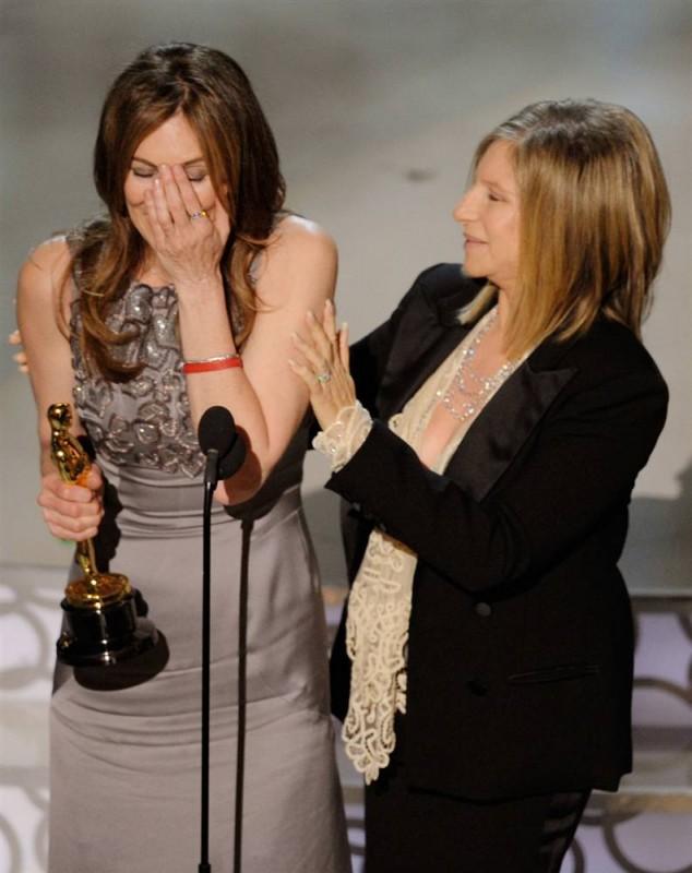 Кэтрин Бигелоу (Kathryn Bigelow) Лучший режиссер за фильм «Повелитель бури»