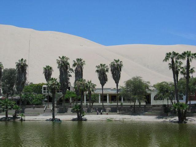 Оазис Хуакачина
