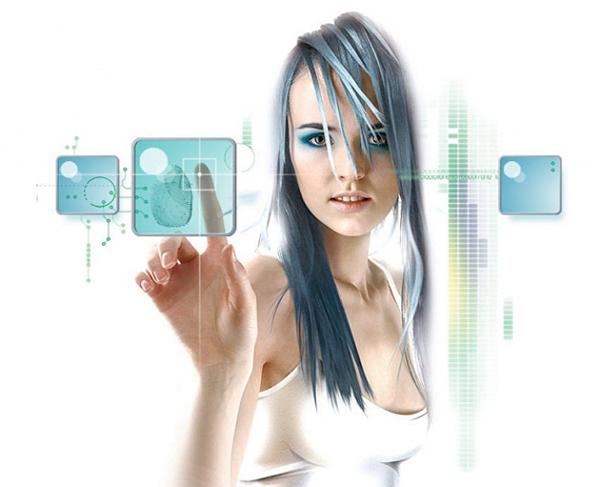 Cypress - новая технология для сенсорных дисплеев