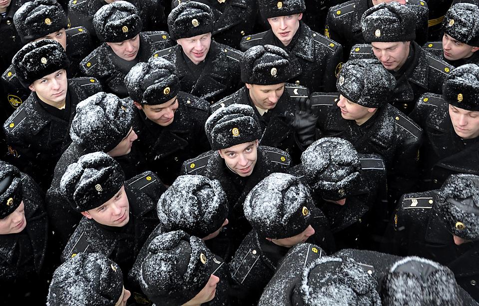 01.04.2010 Россия, Североморск