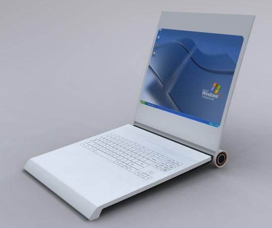 Гомоцентрический лэптоп