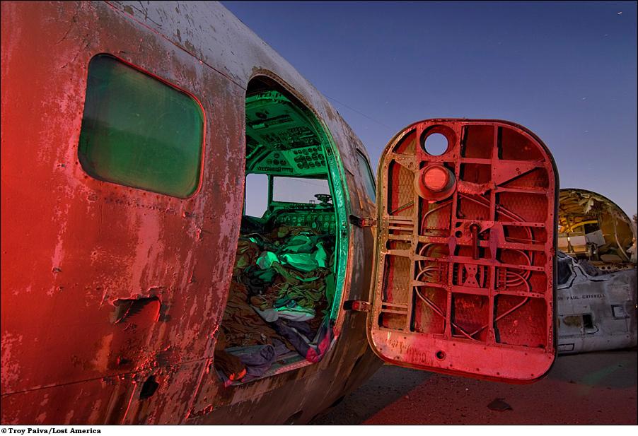 AWACS Lockheed Constellation
