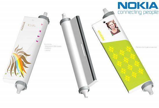 «Трубочка» от Nokia