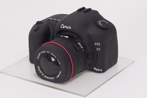 """Торт """"Canon"""""""