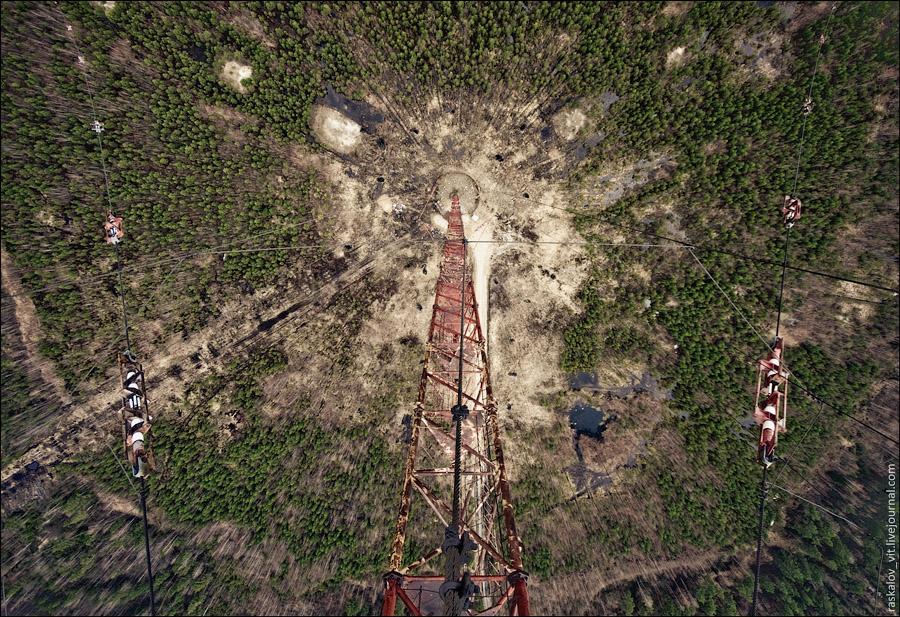Специальные кадры для людей боящихся высоты