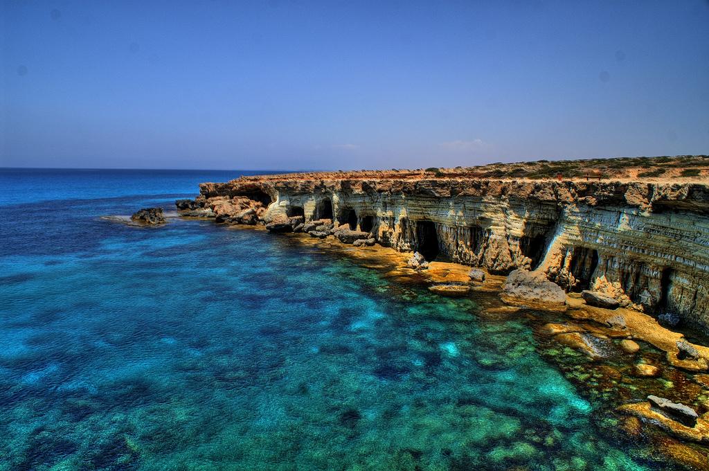 Третье место — Айя-Напа (Кипр) — курорт для тех, кому нравится отдыхать шумно