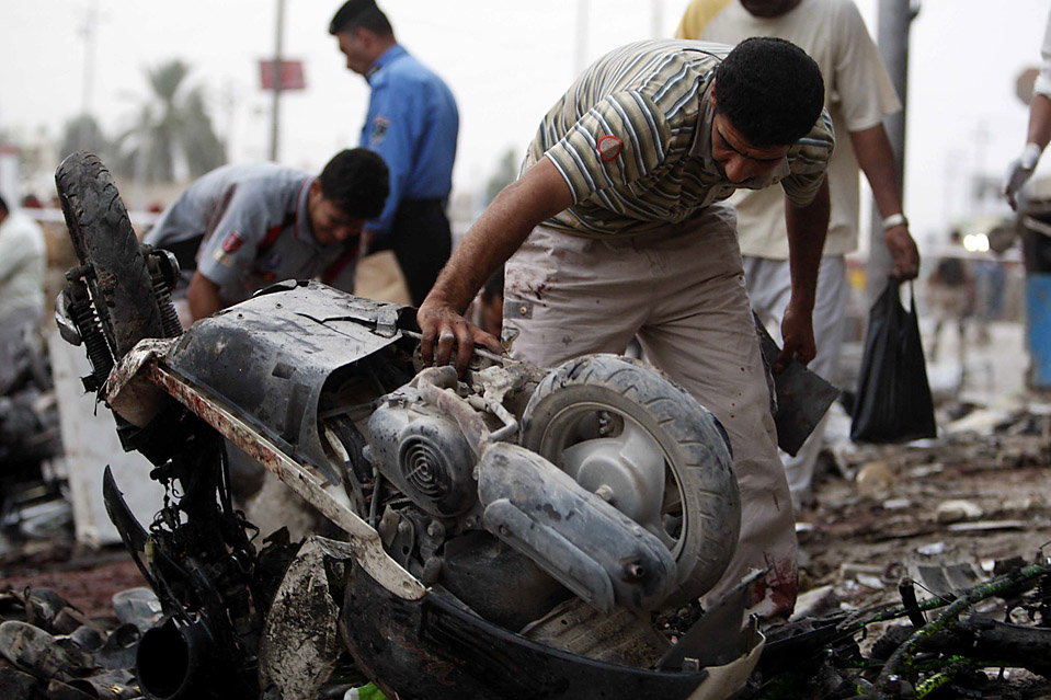 11.05.2010 Ирак, Басры