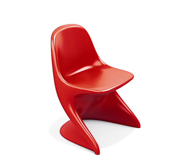 Красный стул Младшего