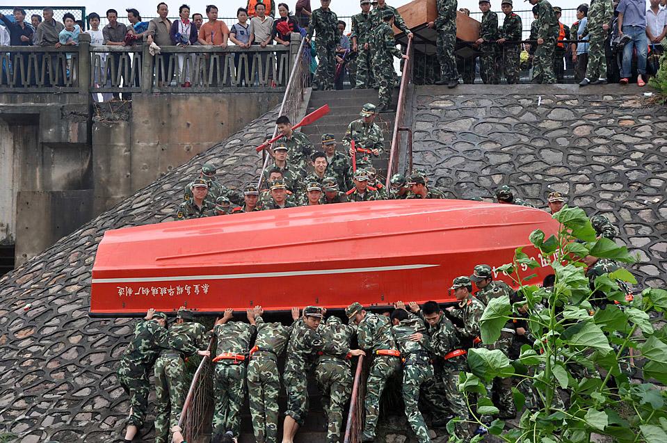 23.06.2010 Китай, провинция Фуцзянь