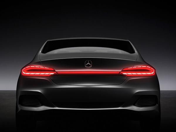 Концепт-кар Mercedes-Benz - F800