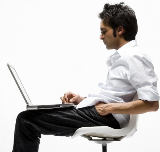 Ноутбук уменьшает рождаемость.