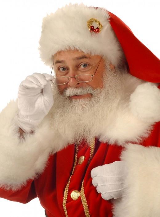 Где живет Санта-Клаус?