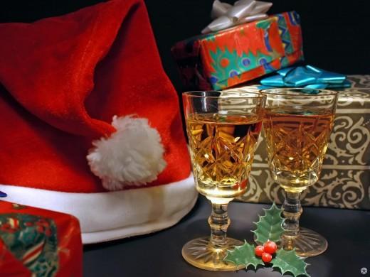 Новый год, Рождество, Крещение