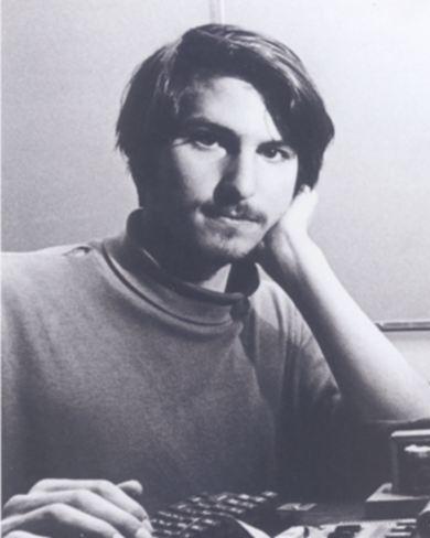 Стив Джобс (Ботаник как объект желания)