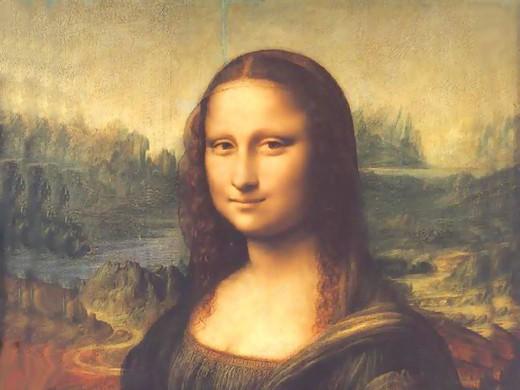 Мона Лиза была мальчиком-любовником да Винчи