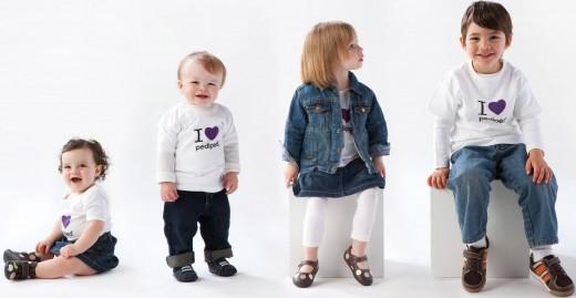 Выбираем обувь для ребенка