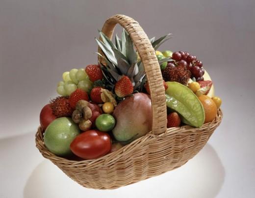 «Тутти-фрутти» - фруктовый салат