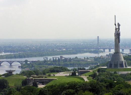Киев готовится к туристическому буму