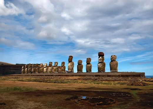 Представлен новый взгляд на историю острова Пасхи