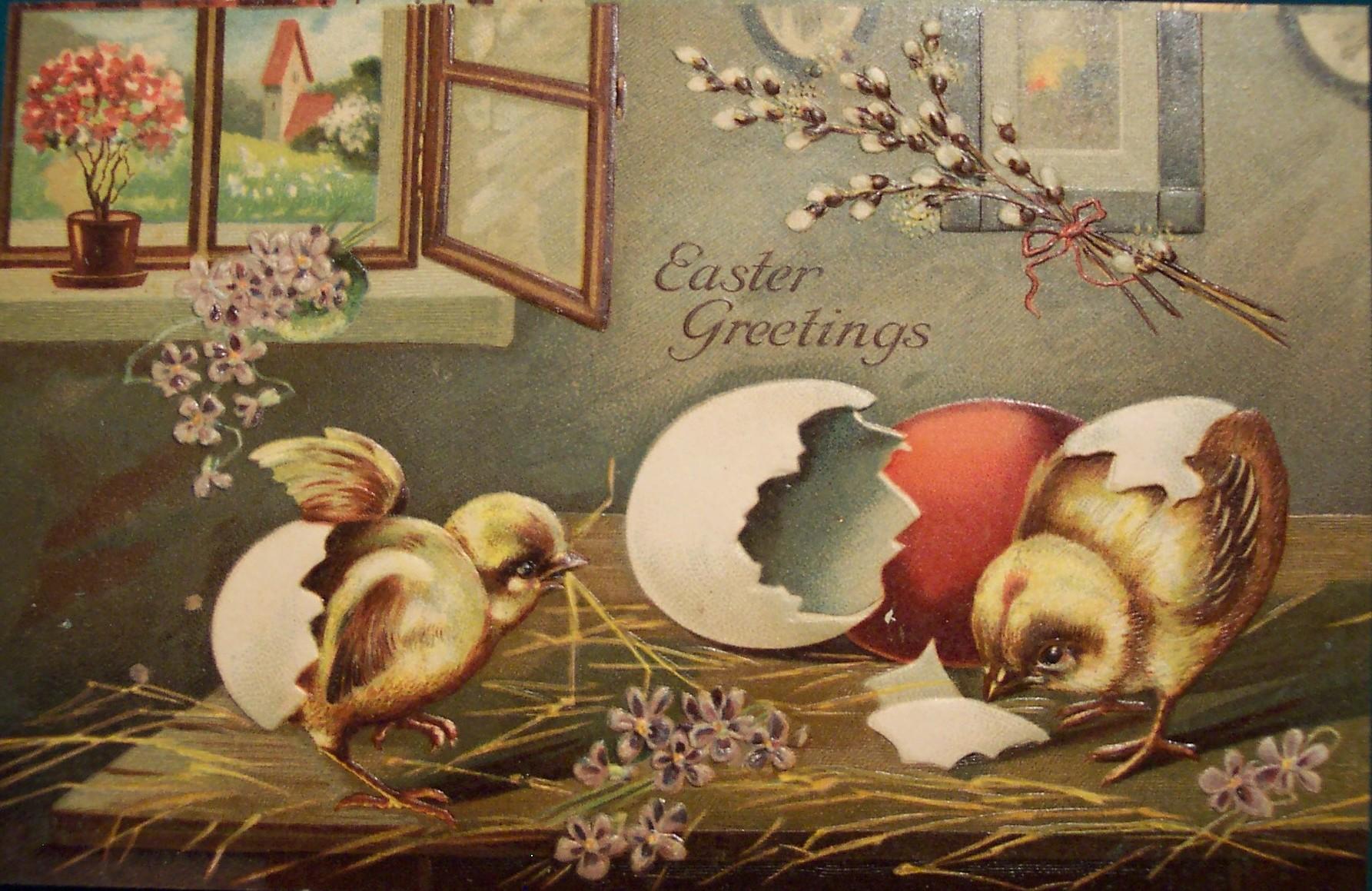 Пасхальные открытки своими руками Материнство - беременность, роды 37