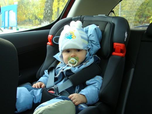 Детское автокресло – реальный способ усиления безопасности