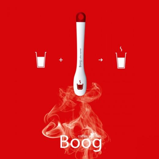 Волшебная палочка для любителей горячего кофе