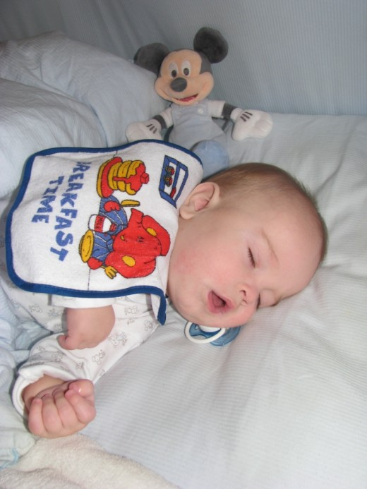 Отсутствие гармонии в семье может серьезно повредить здоровью малыша