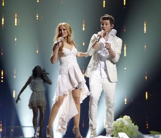 Азербайджан стал победителем Евровидения-2011