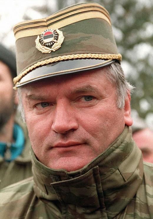 Несколько слов о Ратко Младиче