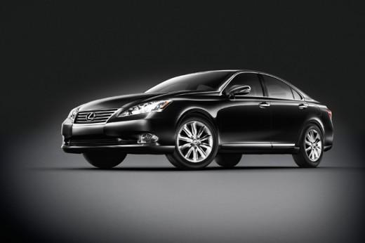 Lexus выпустил спецверсии моделей ES, CT и LS