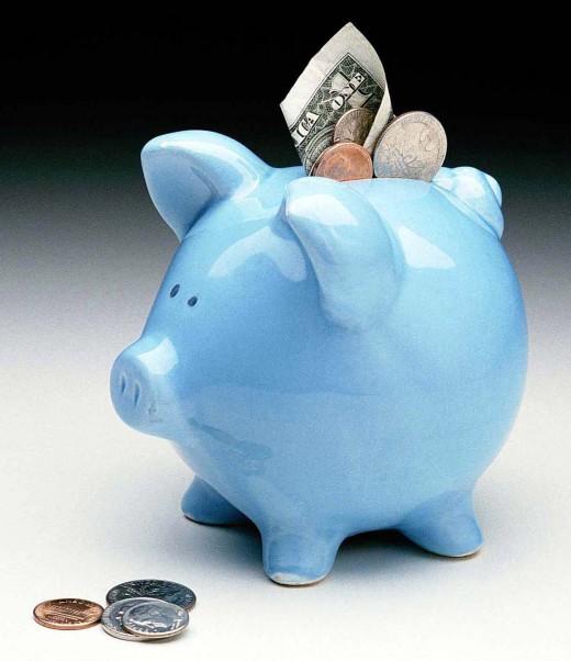Открывая депозитный счет в банке, вы обворовываете сами себя