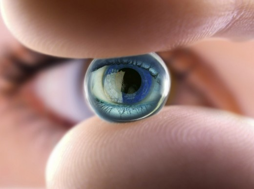 Секрет вашего успеха - контактные линзы