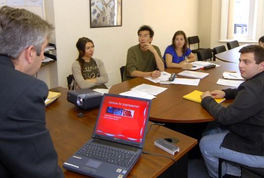 Корпоративное обучение английскому языку в помощь вашему бизнесу