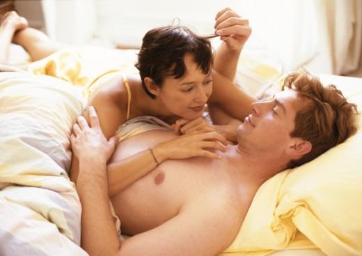 Люди сбрасывают лишний вес не от секса, а от его наличия в их жизни