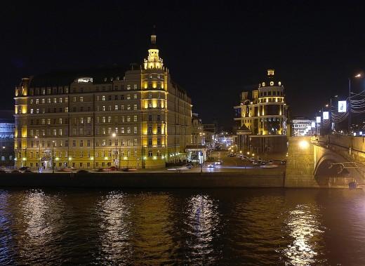 Москва стала городом с самыми дорогими отелями в Европе