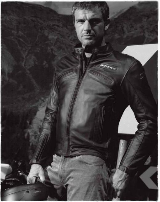 Как выбрать идеальную кожаную куртку
