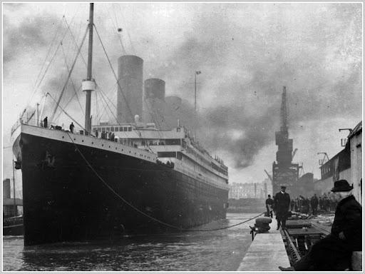 """""""Титаник"""" затонул из-за сближения Земли с Луной"""