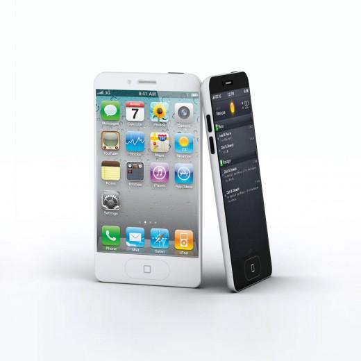 Новый смартфон Apple получит 4,6-дюймовый экран