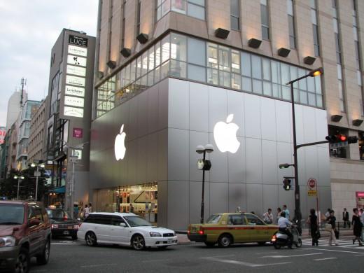 Компания «Apple» возглавила «рейтинг восхищения»