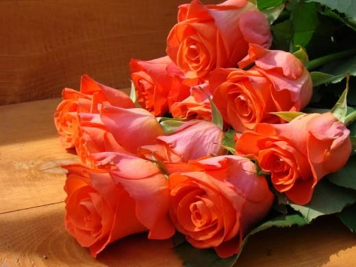 Приобретение цветов в Екатеринбурге